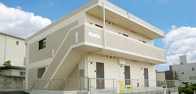 [写真]施工事例:賃貸住宅・アパート