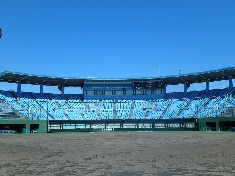 岡崎中央総合公園野球場